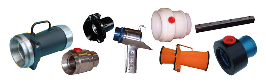 Toggle Clamps - Wheels and Castors - Air Movers | Brauer